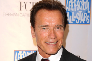File photo: Gov. Arnold Schwarzenegger attends a benefit gala at the Mandarin Oriental Hotel on June 17, 2010 in New York City.