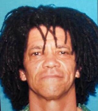 This undated photo released by the Los Angeles County Sheriff's Dept. shows homicide suspect Oscar Bridges, 54.