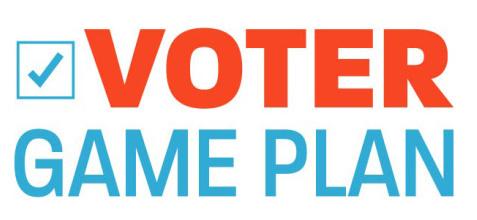 Voter Game Plan logo
