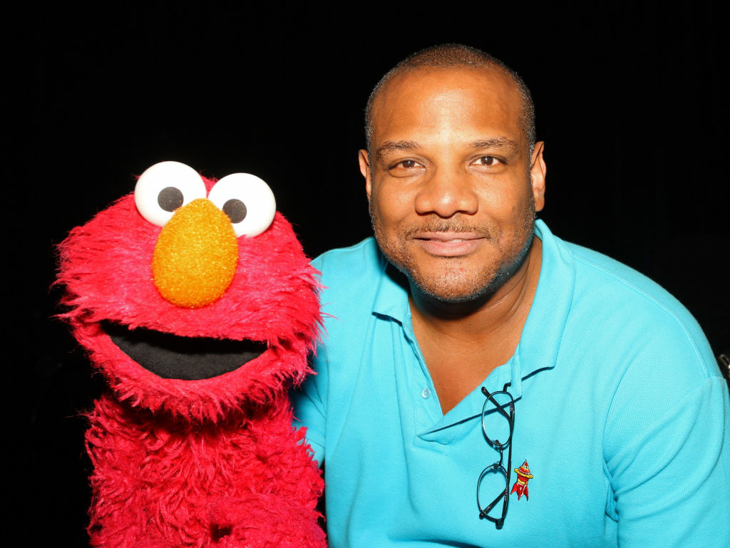 Puppeteer Kevin Clash speaks during the 'Independent Lens - Being Elmo: A Puppeteer's Journey' panel during the PBS portion of the 2011 Summer TCA Tour held at the Beverly Hilton Hotel on July 31, 2011 in Beverly Hills, California.