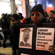 Killings By Police Chicago Teenager