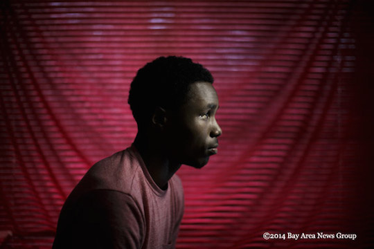 After being heavily medicated during his time in foster care, D'Anthony now takes no psychotropic drugs. He says the medications he was given in foster care didn't improve his behavior.
