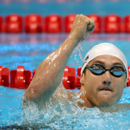 2012 London Paralympics - Day 4 - Swimming