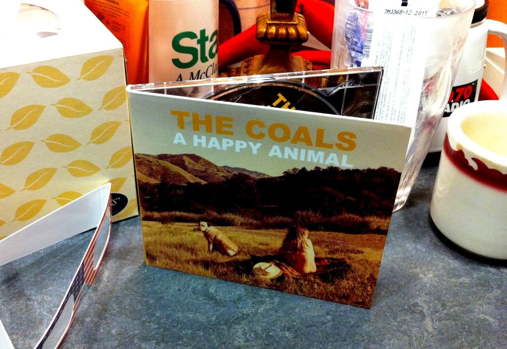 The Coals' new album,