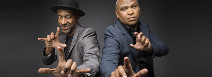 Marcus Miller and Reginald Hudlin have a show at the Hollywood Bowl called, 'The Black Movie Soundtrack.'