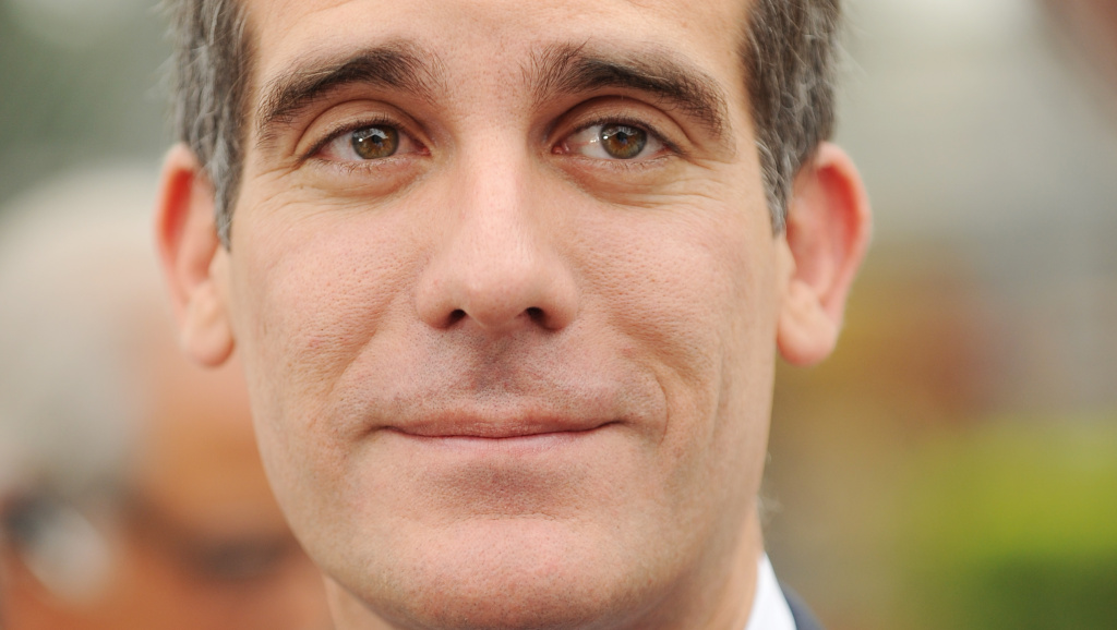 Does Mayor Eric Garcetti support a proposed bond to repair failing streets? He told KPCC he would only back it if he knew it would have the support of Angelenos.