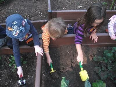 Kidspace Children's Museum - Garden Buds
