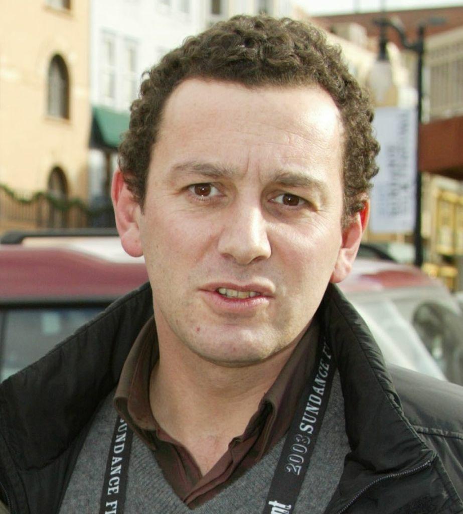 Director Duncan Roy at the Sundance Film Festival in 2003.