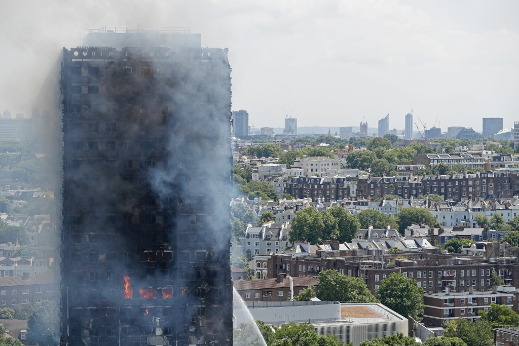 Grenfell Tower: After the horror, anger flares in west London