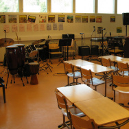 Music class room