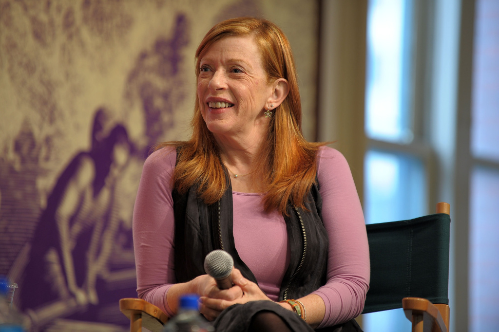 Journalist Susan Orlean attends the Panel & Tribeca Talks: