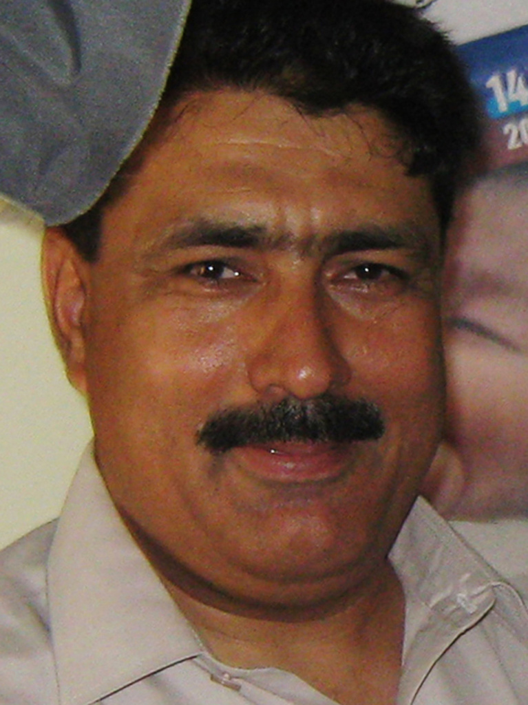 A 2010 file photo show Pakistani doctor Shakil Afridi, whio has faced legal troubles since he took DNA samples that helped prove Osama bin Laden was in Abbottabad.
