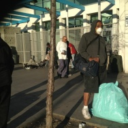 Skid Row Homeless Los Angeles