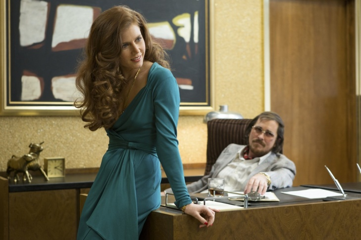 Michael Wilkinson, Costume Designer for American Hustle