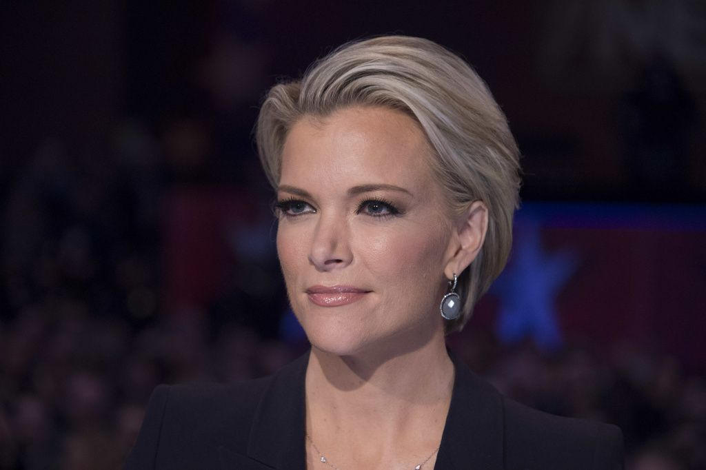 While she was with Fox News, Megyn Kelly made her name through the network's political coverage.