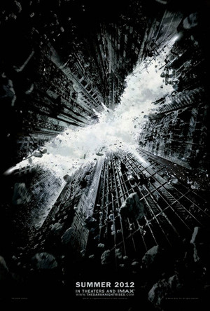 The Dark Knight Rises is just one of the