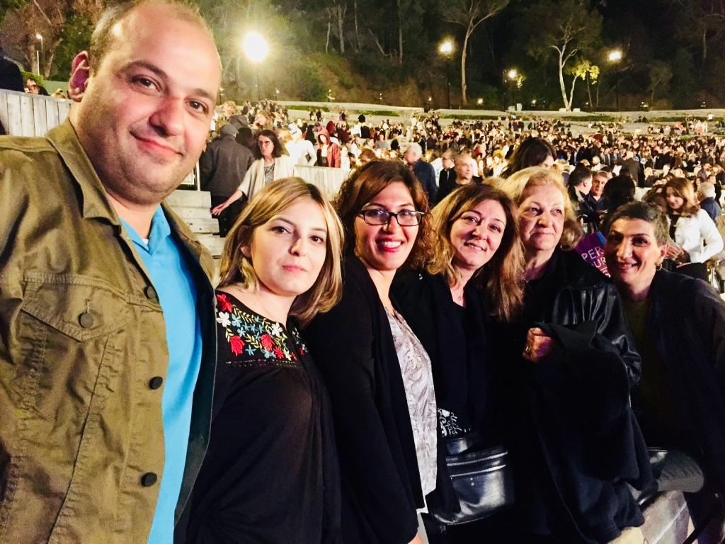 Multiple generations of Persian families have become fans