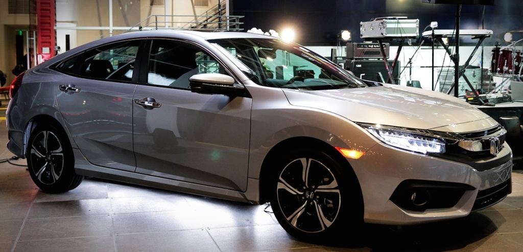 The 2016 Civic offers a turbocharged 1.5 liter engine that could make an option for drivers looking for a green-friendly car that has a little punch.