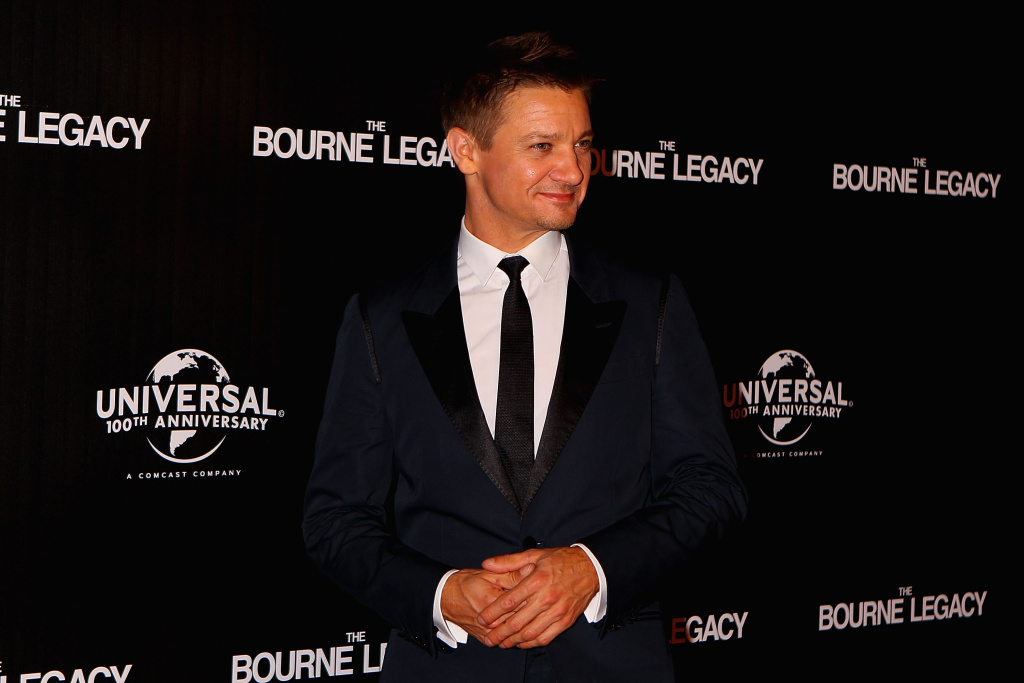 Jeremy Renner attends 'The Bourne Legacy' Melbourne premiere at Village Cinemas, Crown Melbourne on August 8, 2012 in Melbourne, Australia.