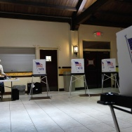 Florida Voters Go To The Polls In The State's Primary