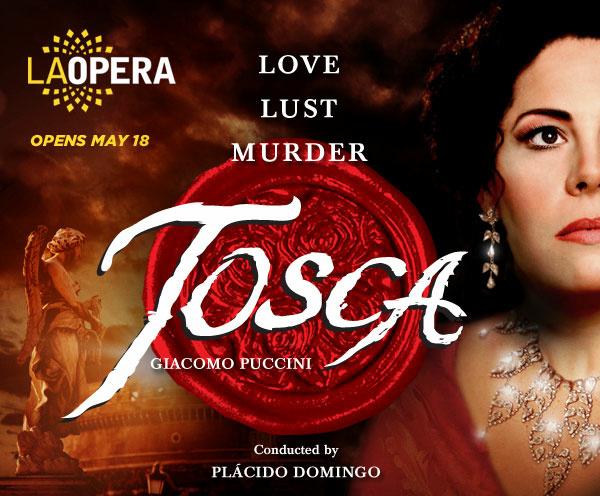 LA Opera- Tosca