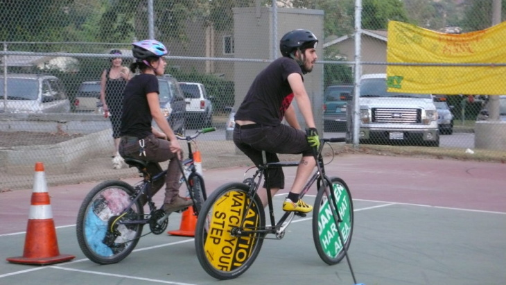 Los Angeles Bike Polo