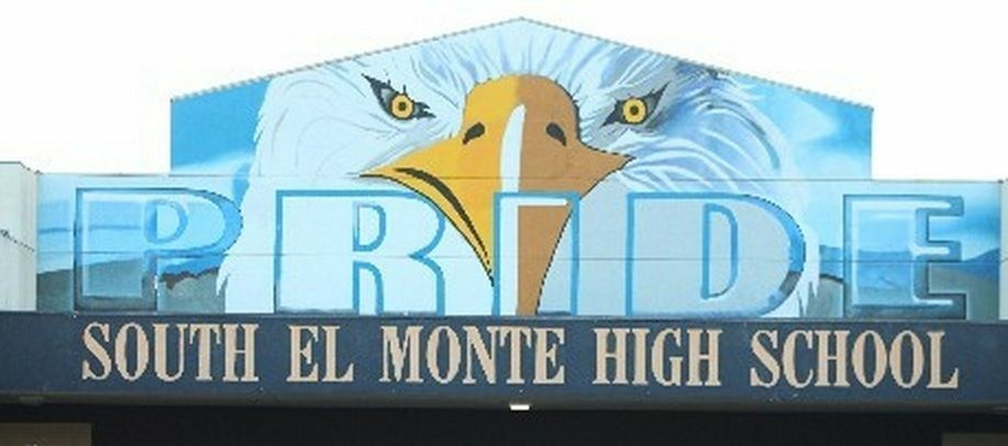 South El Monte High School.
