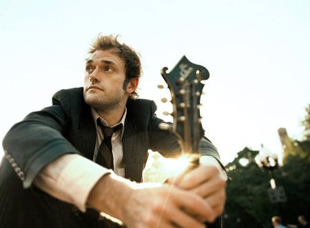Chris Thile was awarded a MacArthur