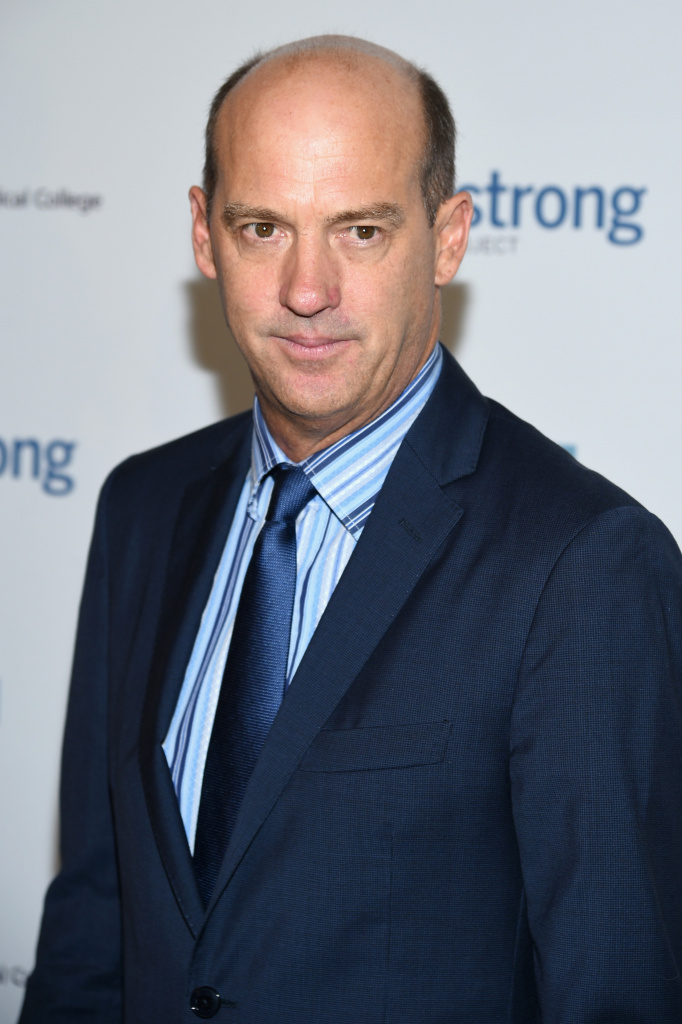 Actor Anthony Edwards attends The Headstrong Project
