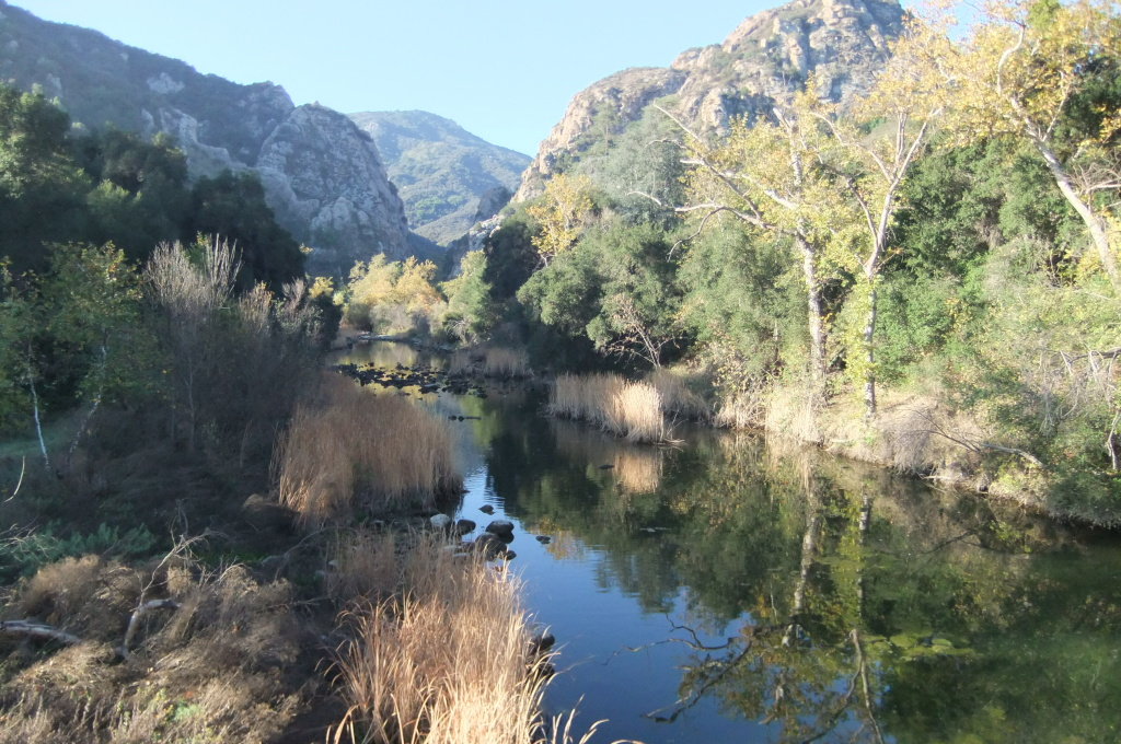 File photo of Malibu Creek State Park.