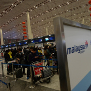 CHINA-MALAYSIA-MALAYSIAAIRLINES-TRANSPORT-ACCIDENT