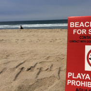 Manhattan Beach Closure