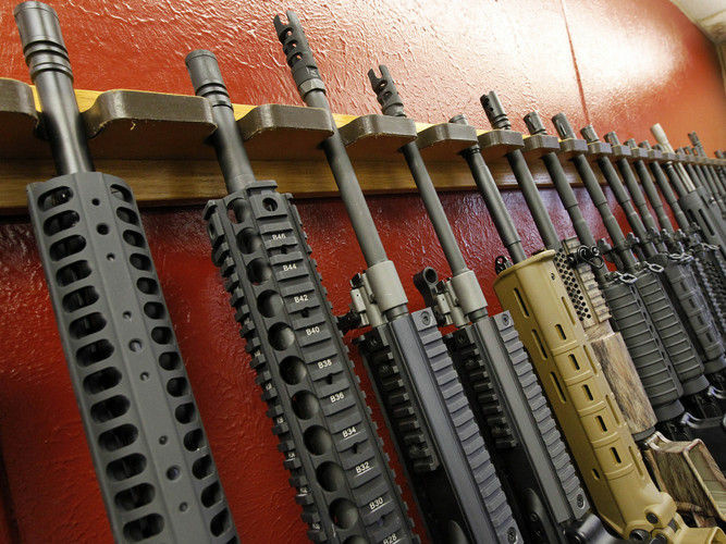 City Attorney Carmen Trutanich sent a letter to the vice president Wednesday, voicing his support for the reauthorization of a ban on assault weapons.