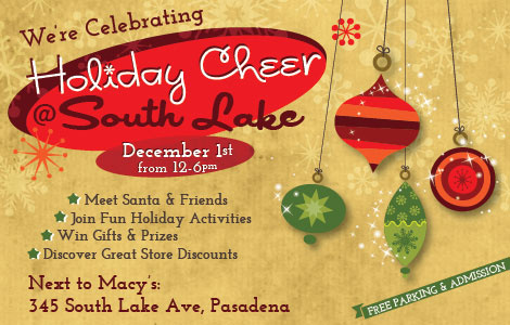 South Lake Holiday Celebration