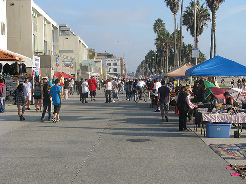 Vendors on the famed Ocean Front Walk in Venice Beach may soon be limited on what they sell and where they can sell it.