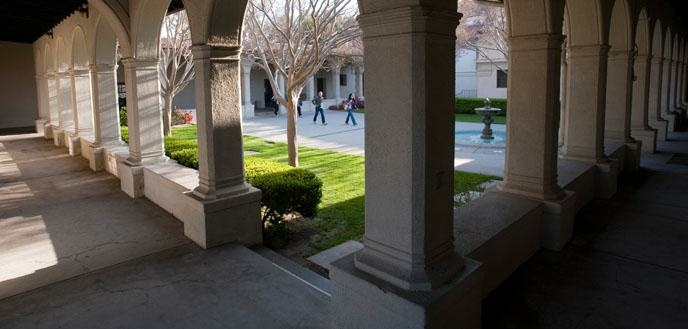 Occidental College- Booth Hall