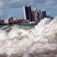 Florida Coast Line At Greatest Risk Of Rising Sea Level