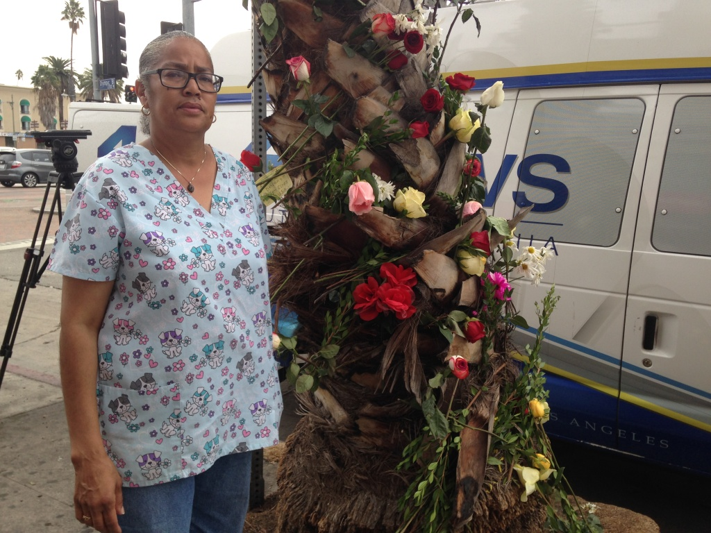 """Carmen Ongamsing, 58, used to ride with the USA Holiday driver often. She used to ride the bus to Golden Acorn Casino near San Diego. She said the company began contracting with Red Earth and she hadn't gone lately. She rides buses to casinos regularly. She knew two of the victims. """"We're casino people,"""" she said."""
