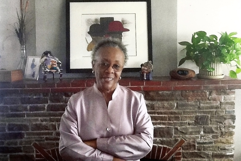 Genethia Hudley-Hayes is campaigning to regain a seat on the Los Angeles Board of Education.