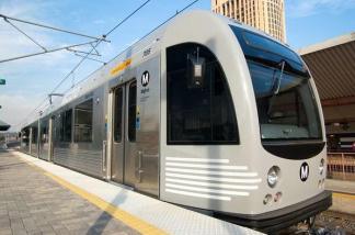 Metro's Gold Line.