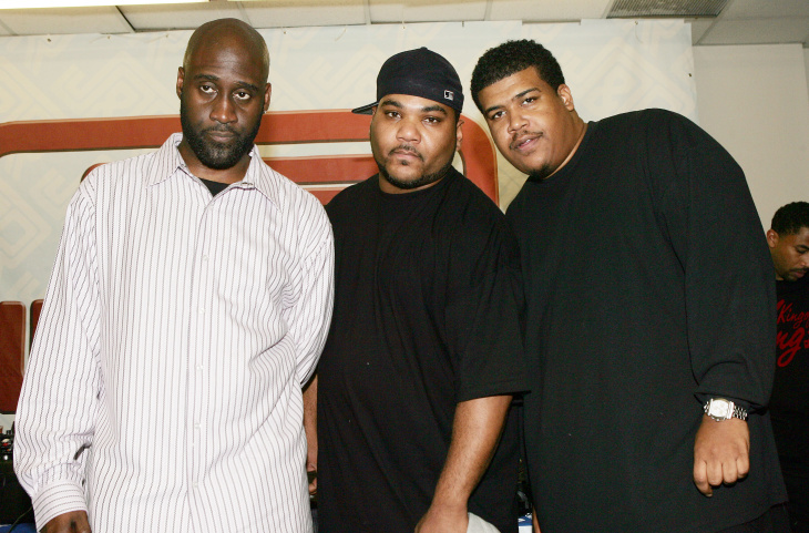 The hip-hop group De La Soul.