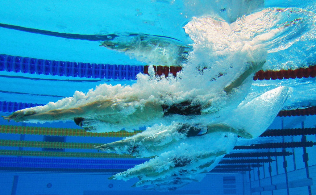 Airtalk 174 Olympic Swimmers Make Waves Ahead Of Summer
