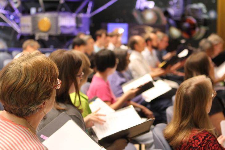 JPL choir