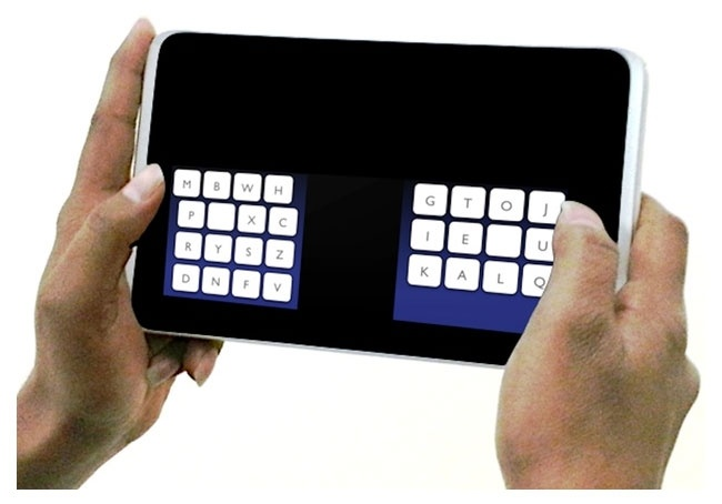 How might the KALQ keyboard revolutionize the way we type on mobile phones?
