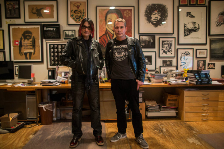 Dee Dee Ramone Exhibit