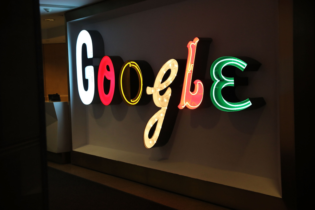 Google's New York office in lower Manhattan is shown on March 5, 2018 in New York City.