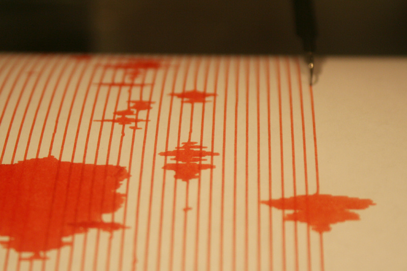 Natural disaster: 5.7 quake strikes near Hawthorne, Nev