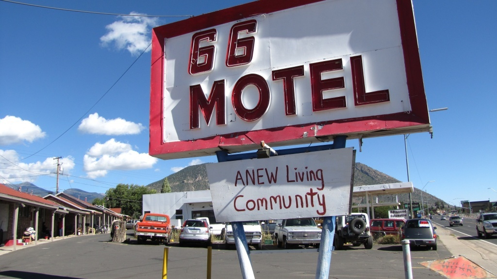 From Dust Bowl refugees to post World War II travelers, people have long been drawn to Route 66 to make a change. That same story of transformation is still being told in the old 66 Motel.