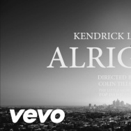 'Alright' by Kendrick Lamar off of 'To Pimp a Butterfly.'