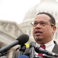 Rep. Ellison (D-MN), House Democrats, And Gold Star Father Khizr Khan Speak Out Against Trump's Recent Immigration Ban